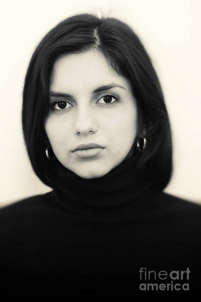 Photograph - Porttrait #6385 by Andrey Godyaykin