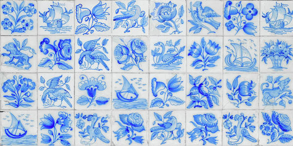 Wall Art - Photograph - Portugal Typical Tiles by Carlos Caetano