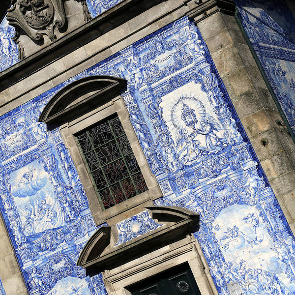 Photograph - Portugese Architecture 3 by Andrew Fare