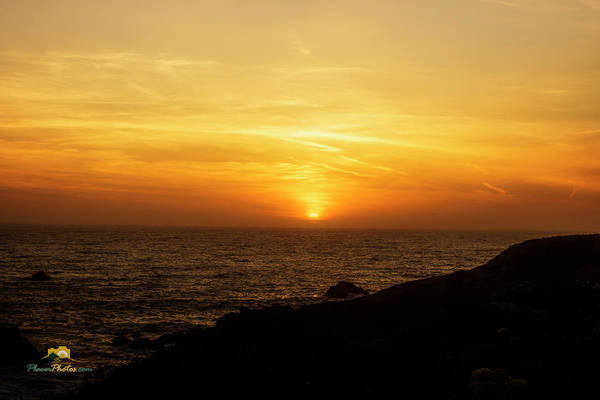 Photograph - Portuguese Beach Sunset by Jim Thompson