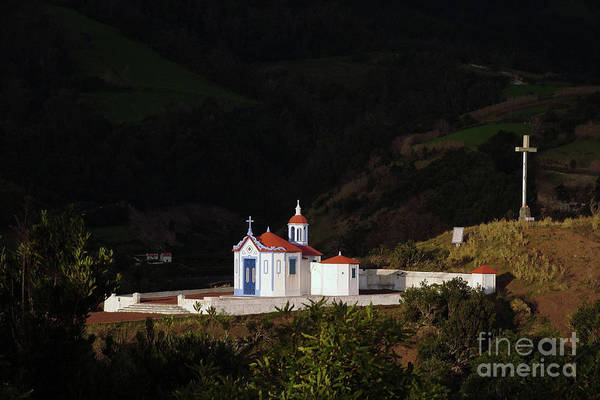 Wall Art - Photograph - Portuguese Chapel by Gaspar Avila