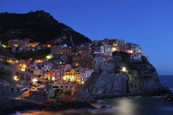 Wall Art - Photograph - Cinque Terre by Happy Home Artistry