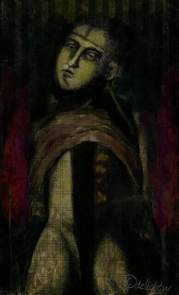 Digital Art - Post Mortem by Delight Worthyn