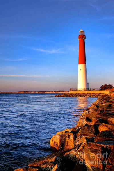Late Afternoon Wall Art - Photograph - Postcard From Barnegat  by Olivier Le Queinec