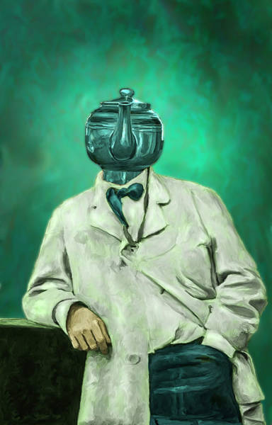 Digital Art - Pot Doctor by Rick Mosher