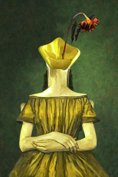 Digital Art - Pot Head by Rick Mosher