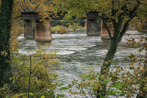 Photograph - Potomac Autumn by John M Bailey