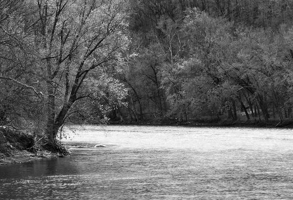 Photograph - Potomac River West Virginia by Gerlinde Keating - Galleria GK Keating Associates Inc