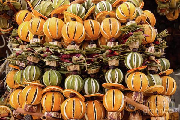 Photograph - Potpourri Fruit by Bob Phillips