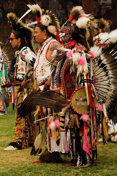 Powwow Wall Art - Photograph - Pow Wow Celebration No 5 by David Smith
