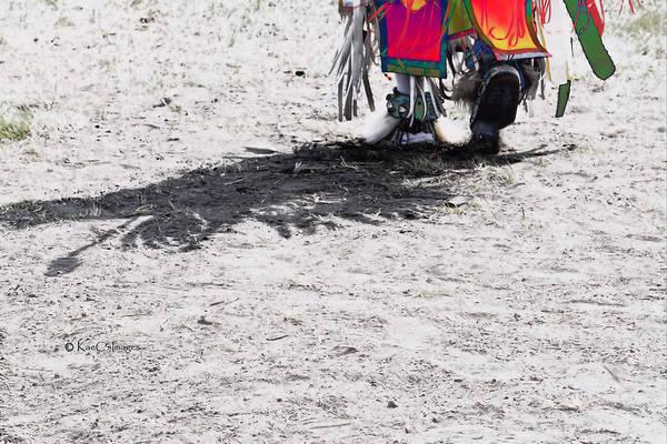 Powwow Wall Art - Digital Art - Powwow Shadow by Kae Cheatham