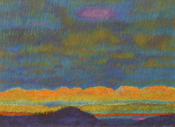 Painting - Powder River Reverie, 1 by Cris Fulton
