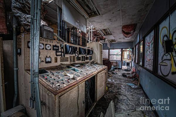 Wall Art - Photograph - Power House  by Michael Ver Sprill
