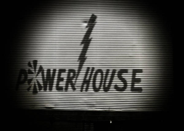 Photograph - Power House by Rebecca Sherman