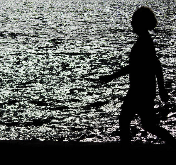 Photograph - Power Walk by Richard Goldman