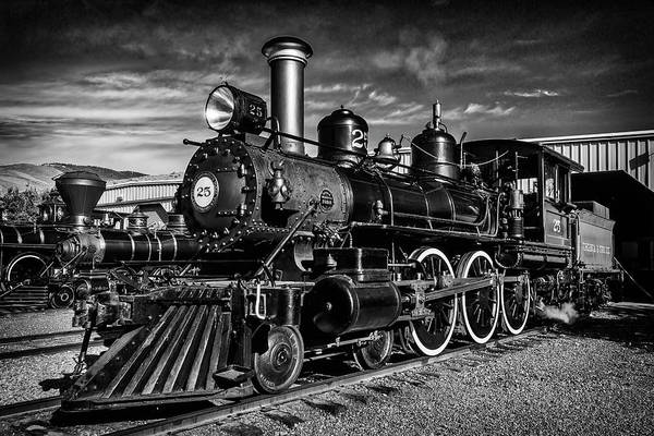 Wall Art - Photograph - Powerful 25 In Black And White by Garry Gay