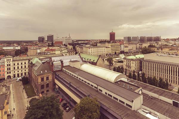 Photograph - Poznan Cityscape West View by Jacek Wojnarowski