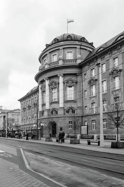 Photograph - Poznan University Of Medical Sciences by Jacek Wojnarowski