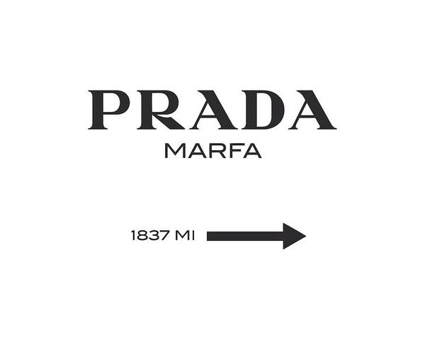 Wall Art - Digital Art - Prada Marfa - Lifestyle And Fashion by TUSCAN Afternoon