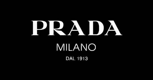 Prada Digital Art - Prada Milano Logo by Traxex Gringer