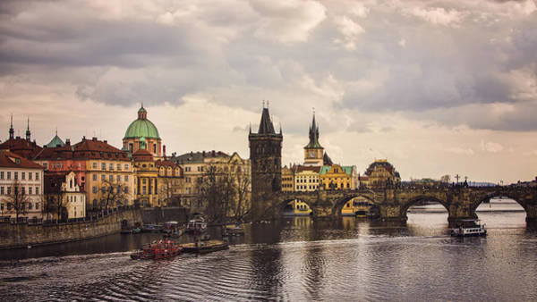 Wall Art - Photograph - Prague 1 by Heather Applegate