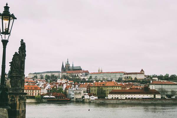 Wall Art - Photograph - Prague Cityscape by Pati Photography