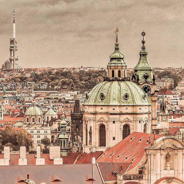Photograph - Prague by Gia Marie Houck