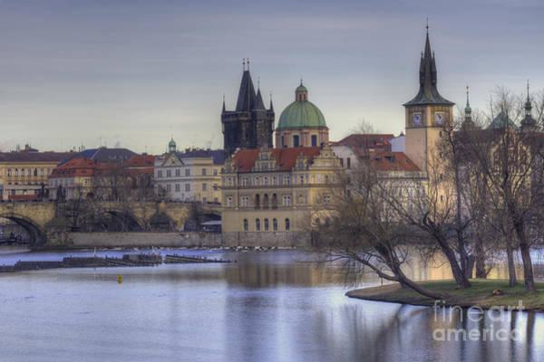 Charles Bridge Photograph - Prague by Juli Scalzi