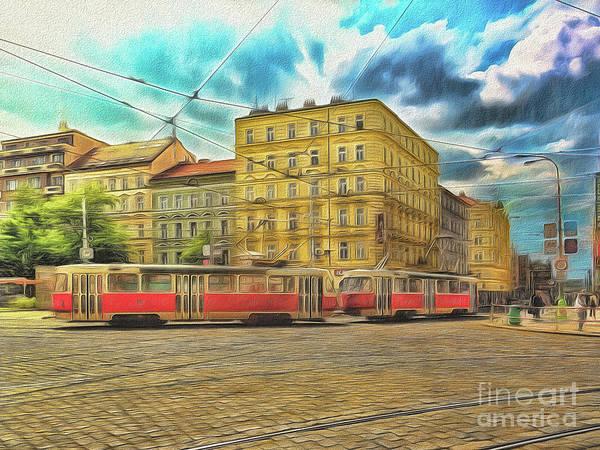 Photograph - Prague by Leigh Kemp