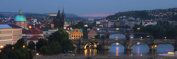 Prague - Most Beautiful City In The World Art Print