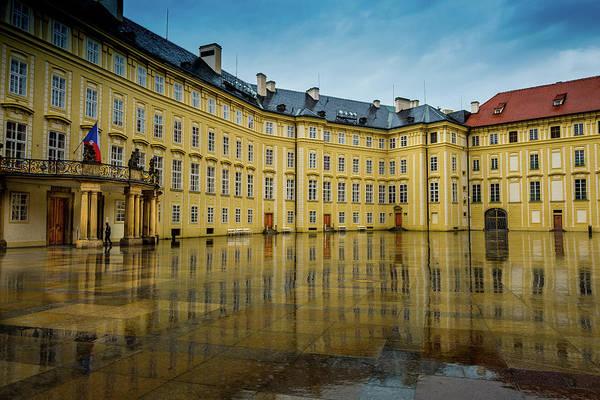 Photograph - Prague Royal Palace by M G Whittingham