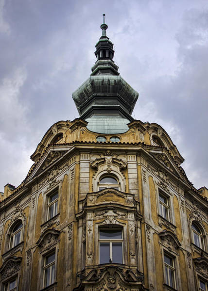Photograph - Prague Spire by Heather Applegate