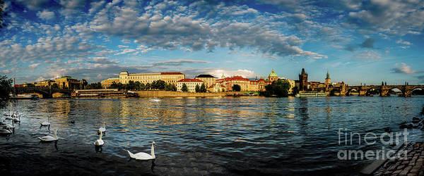 Photograph - Prague by M G Whittingham