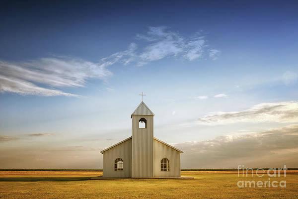 Photograph - Prairie Faith by Natural Abstract Photography