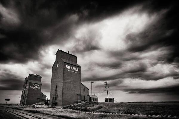 Ian Macdonald Photograph - Prairie Grain by Ian MacDonald