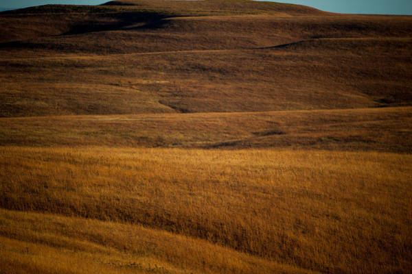 Photograph - Prairie Hills by Jeff Phillippi
