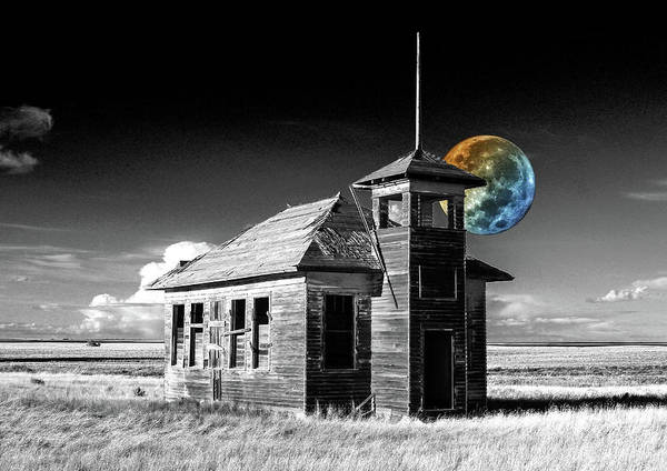 Photograph - Prairie Moon by Frank Vargo