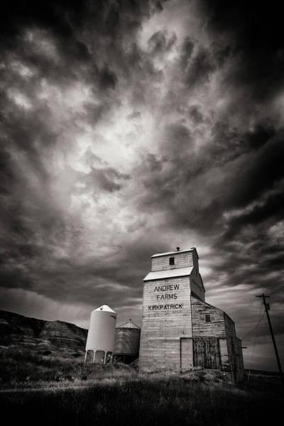 Ian Macdonald Photograph - Prairie Sentinel by Ian MacDonald