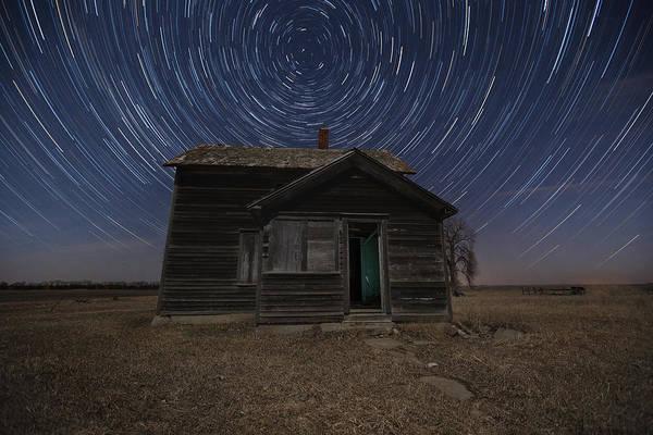 Photograph - Prairie Trails by Aaron J Groen