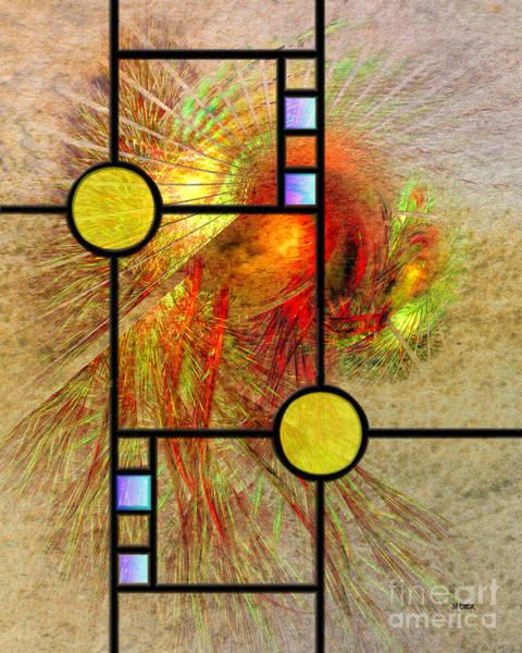 Prairie View Digital Art - Prairie View by John Beck