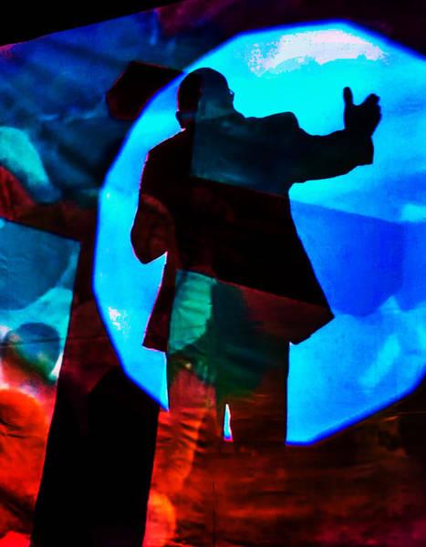 Photograph - Praise Sillouette by Jeff Kurtz