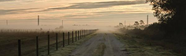 Prarie Photograph - Prarie Creek Sunrise by Lynn Berreitter