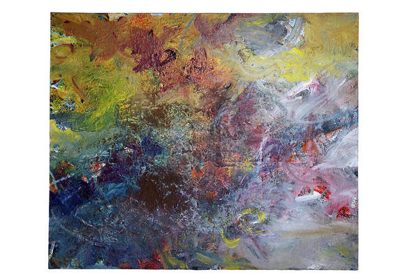 Wall Art - Painting - Prarie Fire by David  Lawrence Price