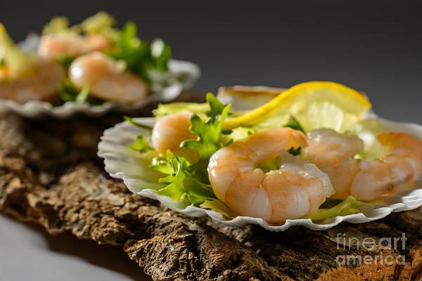 Seafood Photograph - Prawns by Amanda Elwell
