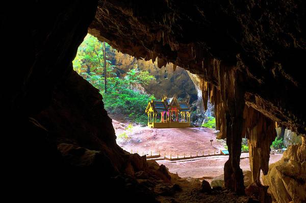 Photograph - Praya Nakhon Cave by Fabrizio Troiani