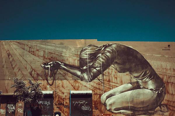 Hammer Head Shark Wall Art - Painting - Prayer by Alexandra Horta