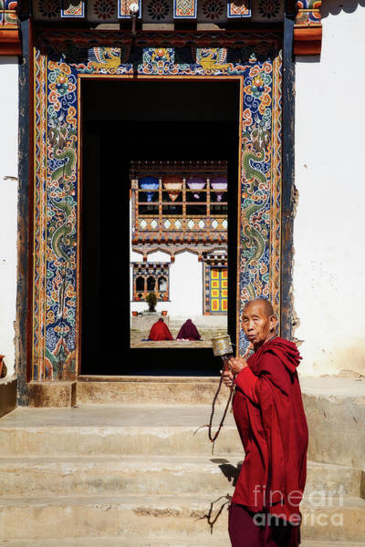 Photograph - Prayer Walking by Scott Kemper