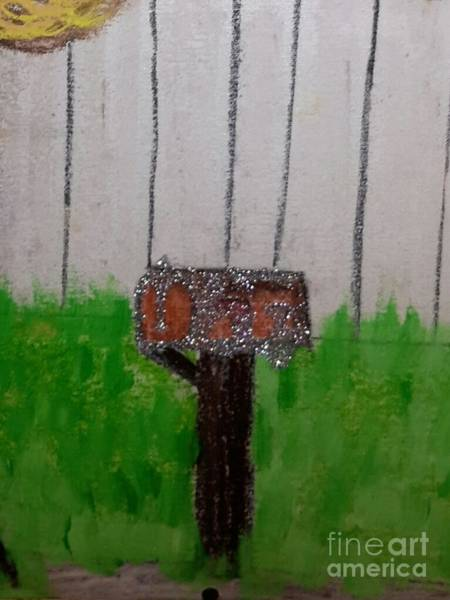 Love Letter Mixed Media - Precious Mailbox  by Cindy  Riley