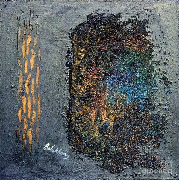 Painting - Precious3 by Farzali Babekhan