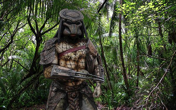 Cosplay Photograph - Predator by Lee Nichols